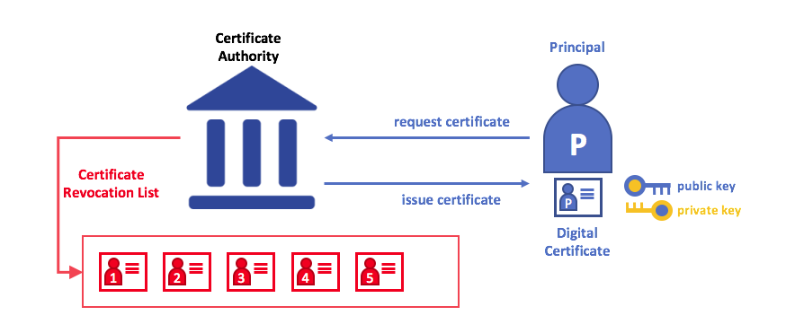 Identity Hyperledger Fabricdocs Master Documentation