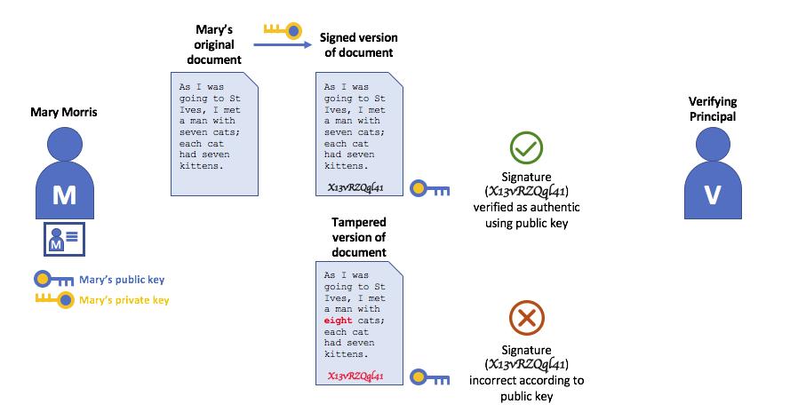 Identity — hyperledger-fabricdocs master documentation